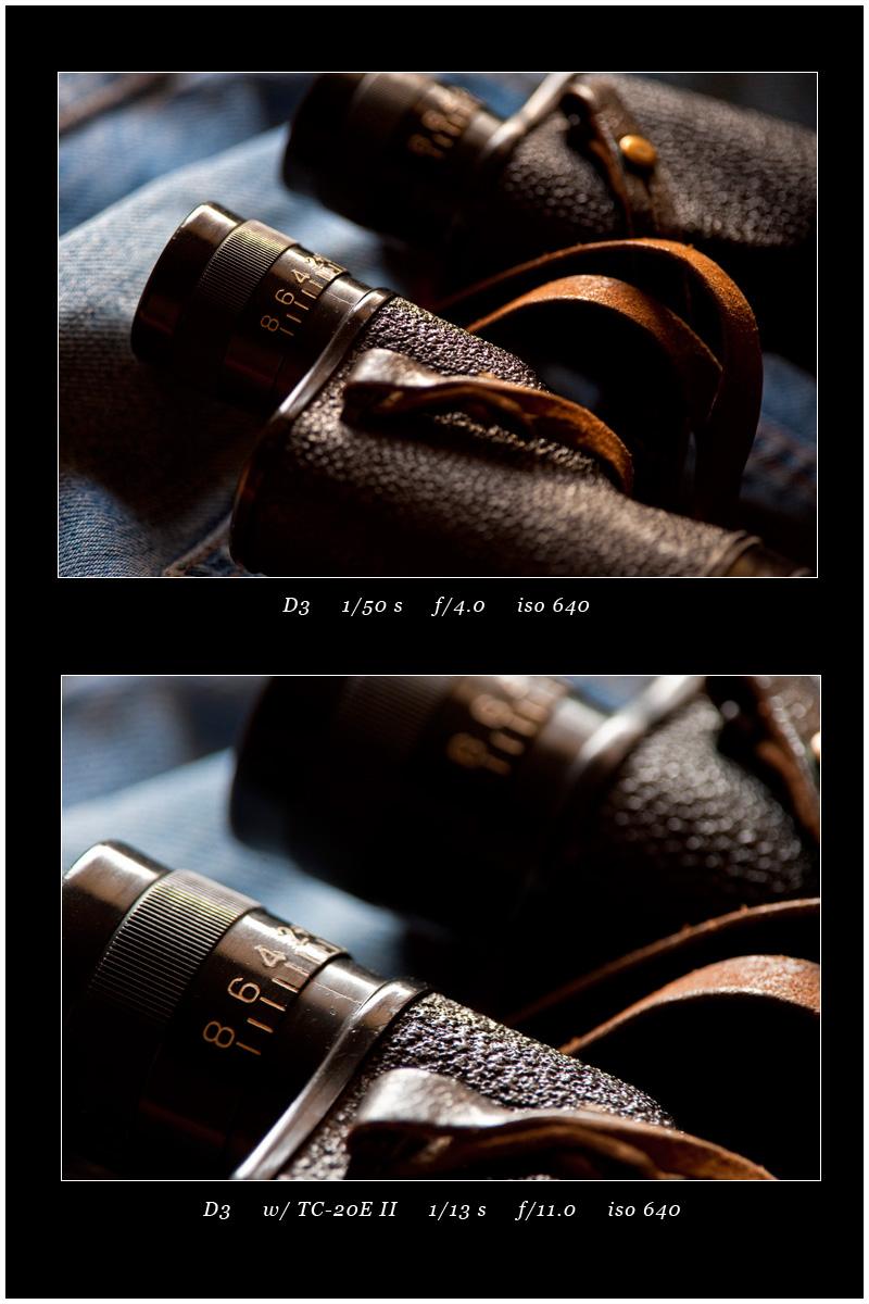 Binoculars D3