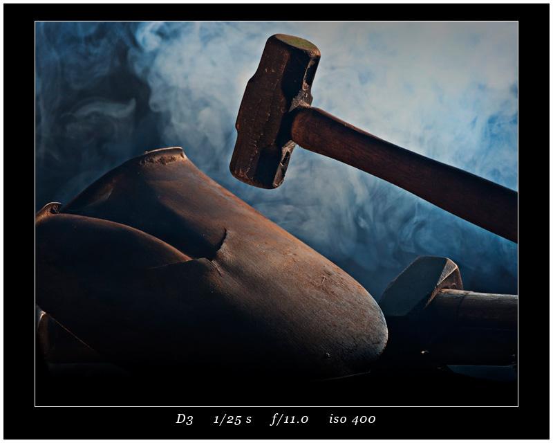 Hammer & Shovel D3